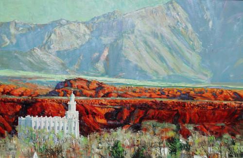 St. George Temple Original