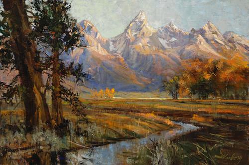 Mormon Row
