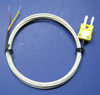 Hookup Cable f High Temperature K-type Ceramic Thermocouple CR4