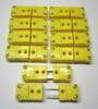 10 sets of mini k-type thermocouple connetor