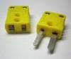 Set of Miniature Mini K-Type Connector Plug Socket Male Female