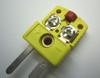 Premium Set of Miniature Mini K-Type Connector Plug Socket Male Female