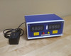 Outlet powered K-type thermometer for kiln, potter, forge, blacksmith or knifemaker