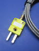 3 inch K-type Thermocouple Sensor High Temperature Stainless Steel Probe HT-02