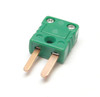 S-type thermocouple connector male plug