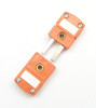 Miniature N-type thermocouple connector set, male and female