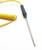 K-Type Thermocouple Probe Stainless Steel Sensor Spiral Cable - TC-02sp