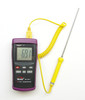 Digital K-type Thermometer DT1311 with stainless steel sensor TC-3