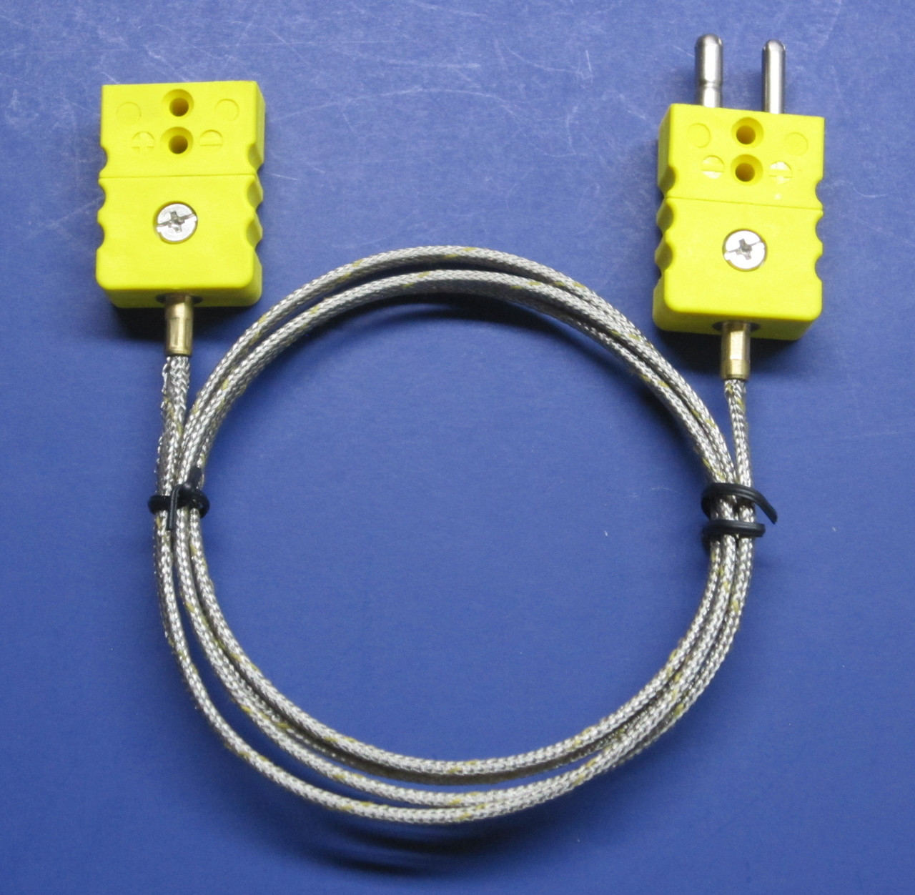 K Type Thermocouple Extension Wire With Subminiature Miniature Mini Wiring Industrial Professional Cable Standard Connectors Protected