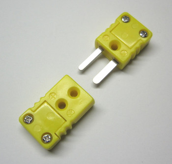 Set of Miniature Mini K-Type Connector Plug Socket Male Female