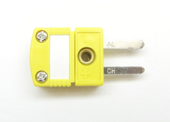 Premium Miniature Mini K-Type Connector Plug Male