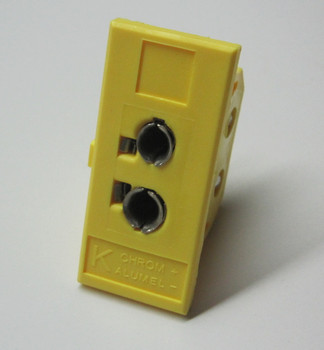 Universal K-type Thermocouple Panel Socket Mini & Standard  Connector