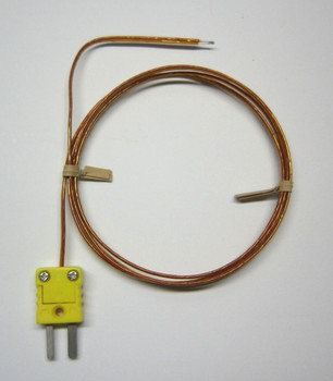 K-type Thermocouple with Kapton insulation