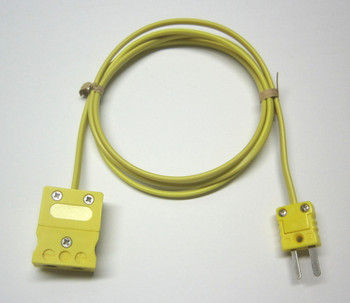 K-type extension cable standard to mini connector
