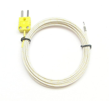 PK-700 high temperature K-type thermocouple 30 ft or  10 m long