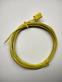 K-type Wire with Female connector 6ft