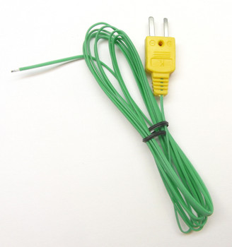 TC-1 K-type Thermocouple in 200 inch length