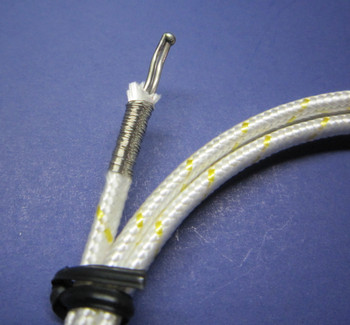 Tip of the k-type high temperature K-type thermocouple PK-1000