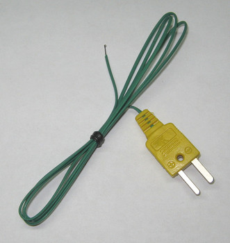 K-type Thermocouple for Concrete Pours in different length