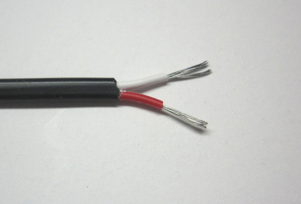 Stranded J-type thermocouple wire