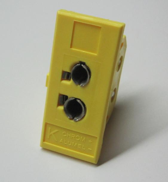 Universal K-type Thermocouple Panel Socket Mini & Standard  Connector