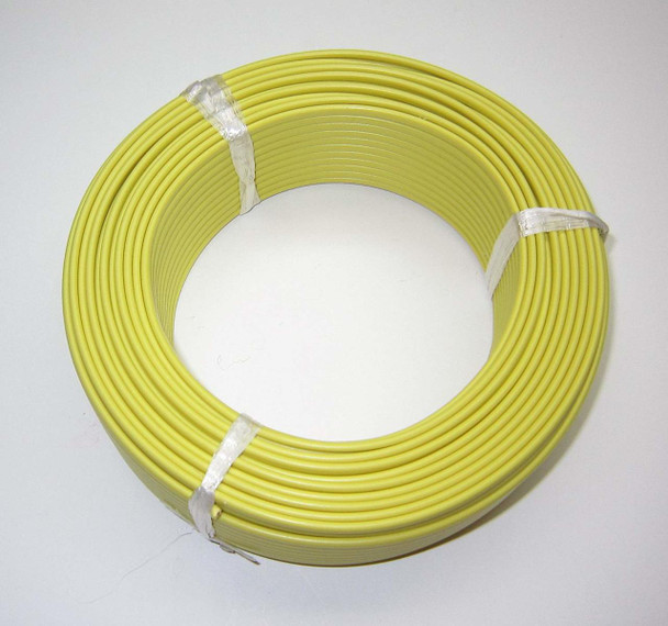 50 yd K-type Thermocouple Wire AWG 24 Solid PVC insulation
