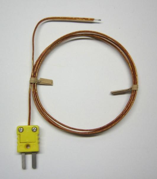 K-type Thermocouple with Kapton insulation