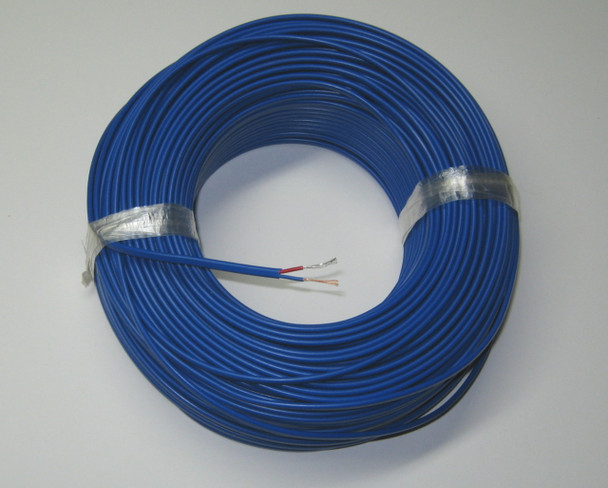 T-type stranded thermocouple wire