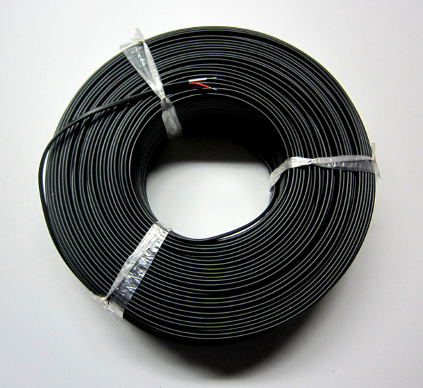 J-type thermocouple wire solid AWG 24