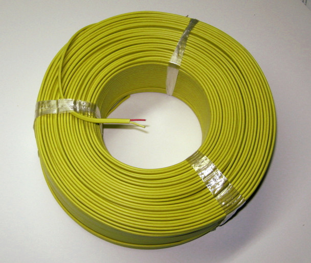 K-type thermocouple wire, AWG 20