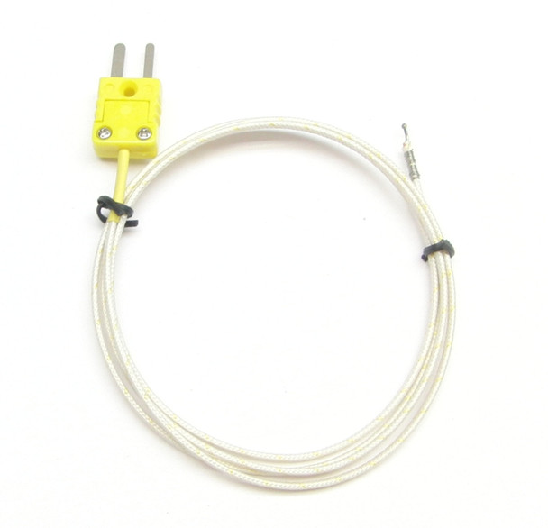 PK-700 high temperature K-type thermocouple 3 ft or 100 cm long