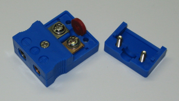 Standard T-Type Connector Female for T-type Thermocouple Wire