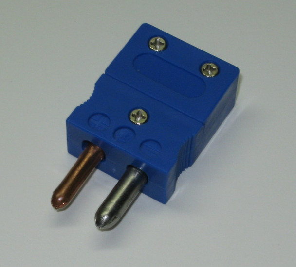 Standard T-Type Thermocouple Connector Set Pair Male & Female
