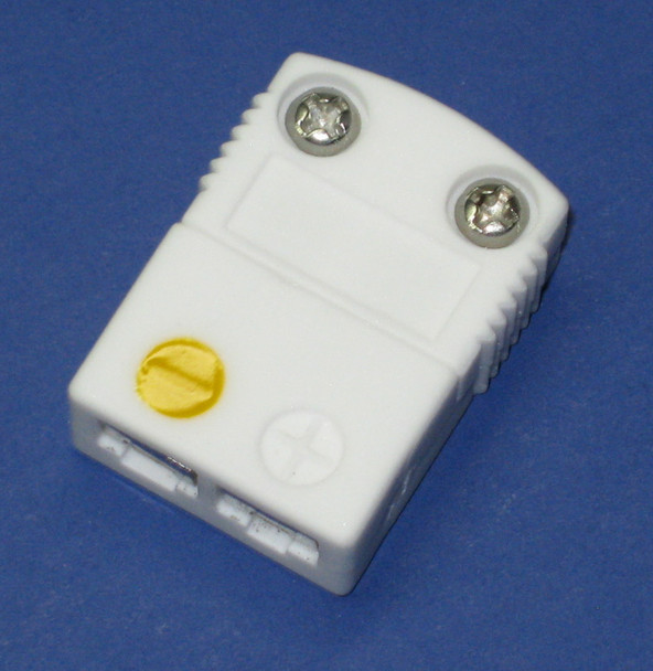 Ultra High Temperature Ceramic Mini K-Type Thermocouple Connector Set