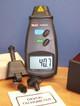 Digital Laser Photo Tachometer Non & Contact RPM Measurement TC801B