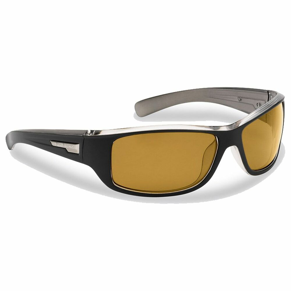 Lentes Flying Fisherman Helm Yellow-Amber