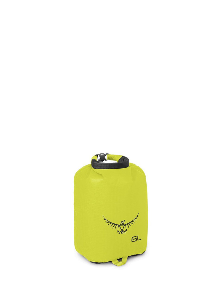 Saco Impermeable Osprey Ultralight - Electric Lime 6L