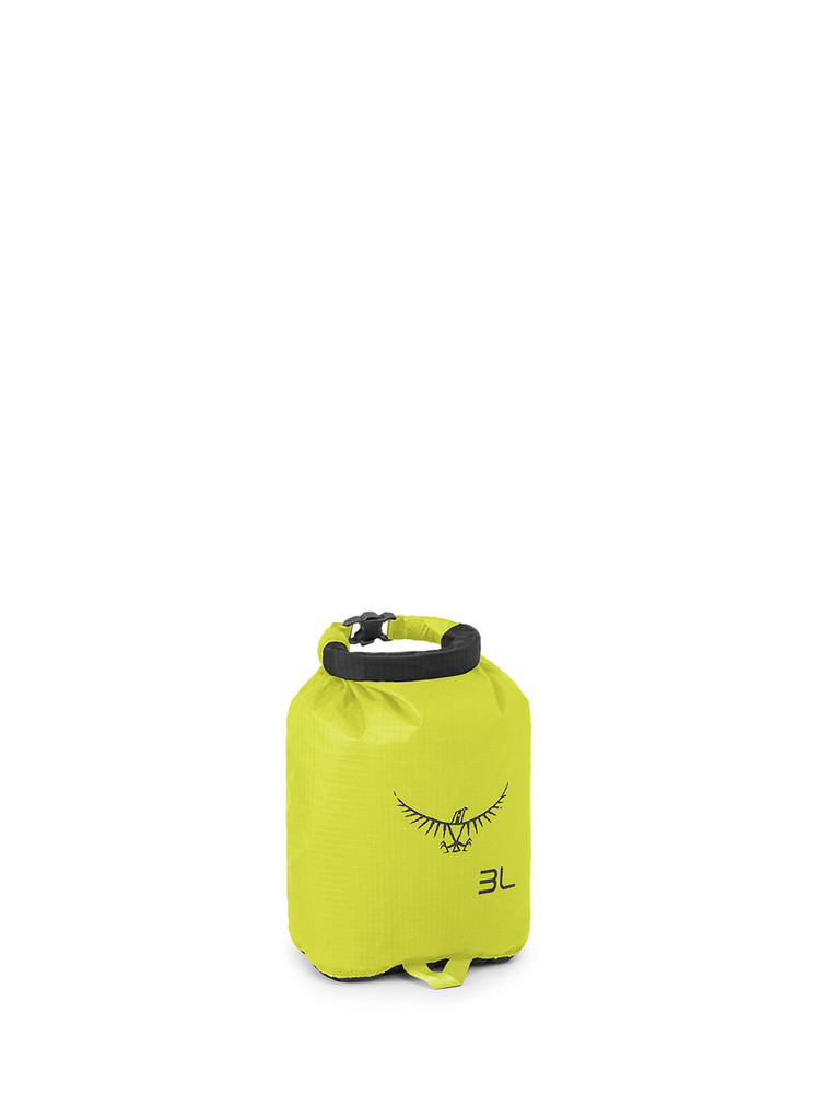 Saco Impermeable Osprey Ultralight - Electric Lime 3L