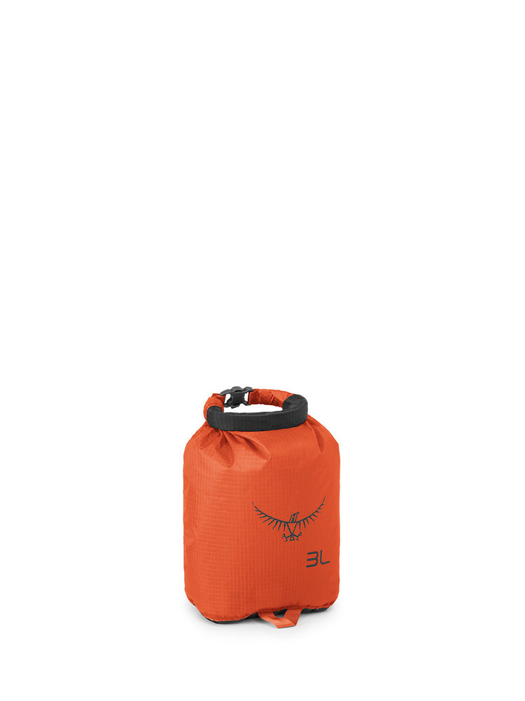 Saco Impermeable Osprey Ultralight - Poppy Orange 3L