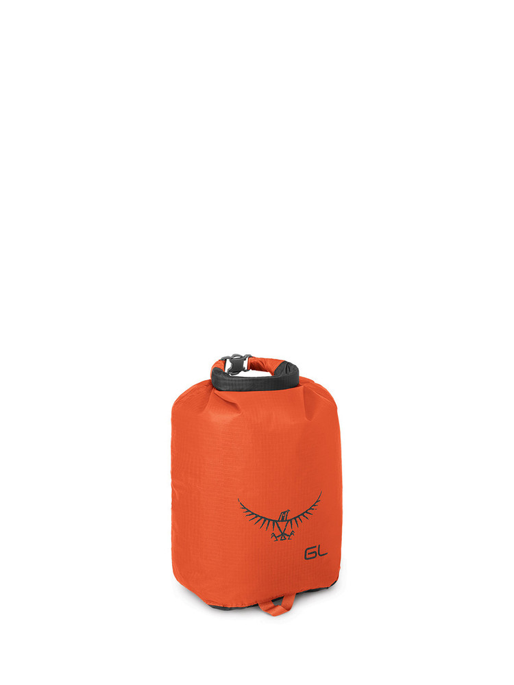 Saco Impermeable Osprey Ultralight - Poppy Orange 6L