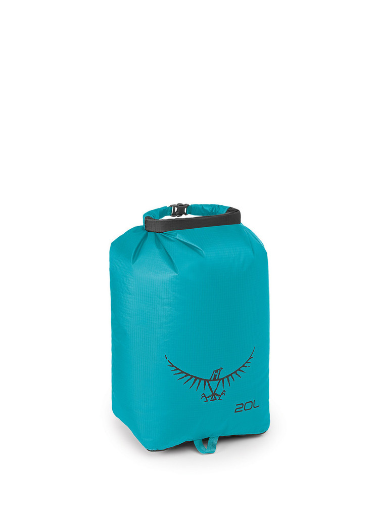 Saco Impermeable Osprey Ultralight - Tropic Teal 20L