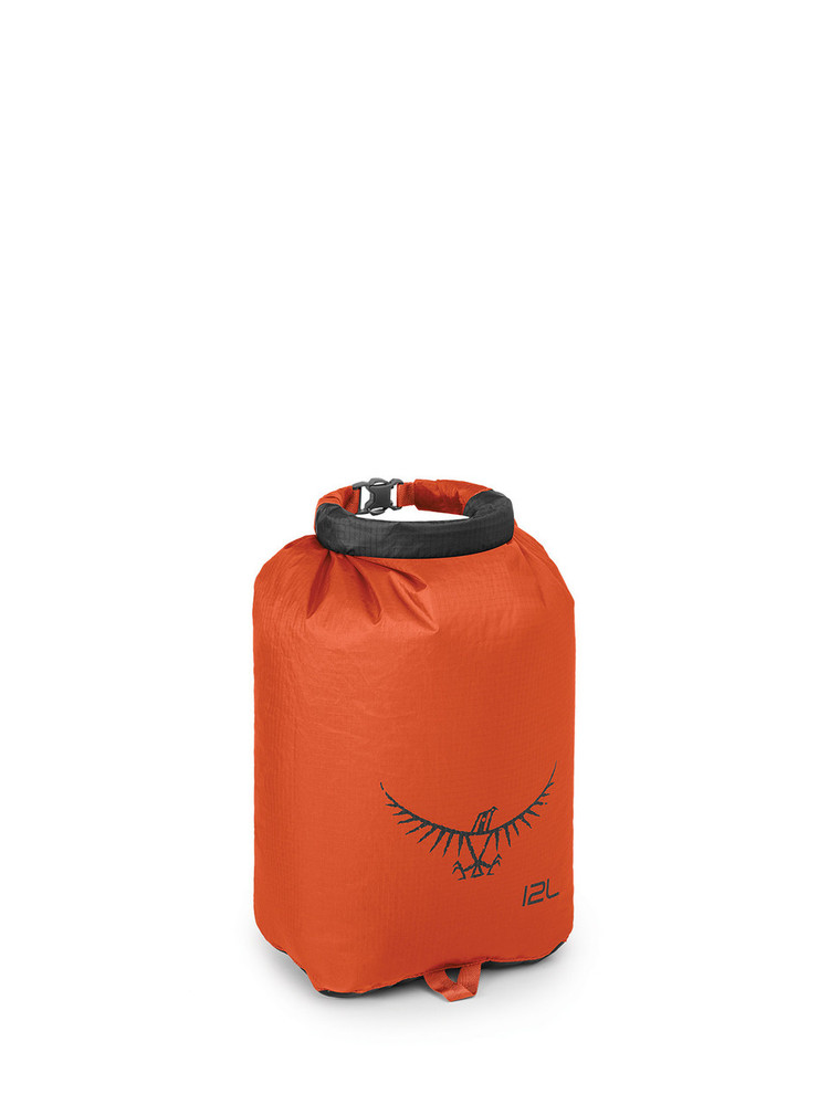 Saco Impermeable Osprey Ultralight - Poppy Orange 12L