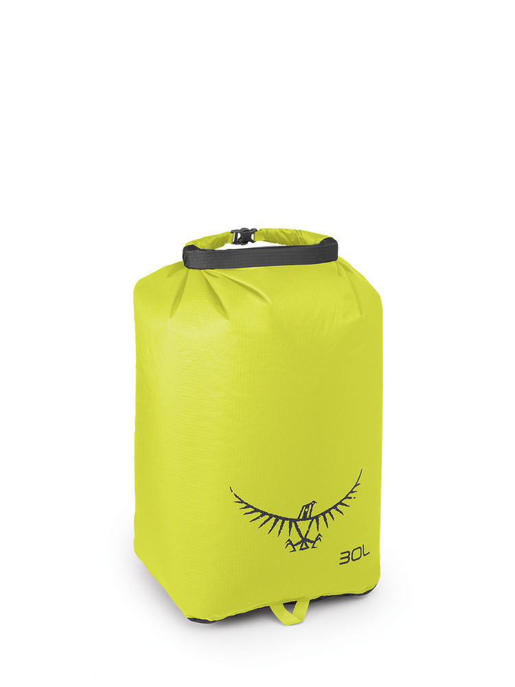 Saco Impermeable Osprey Ultralight - Electric Lime 30L