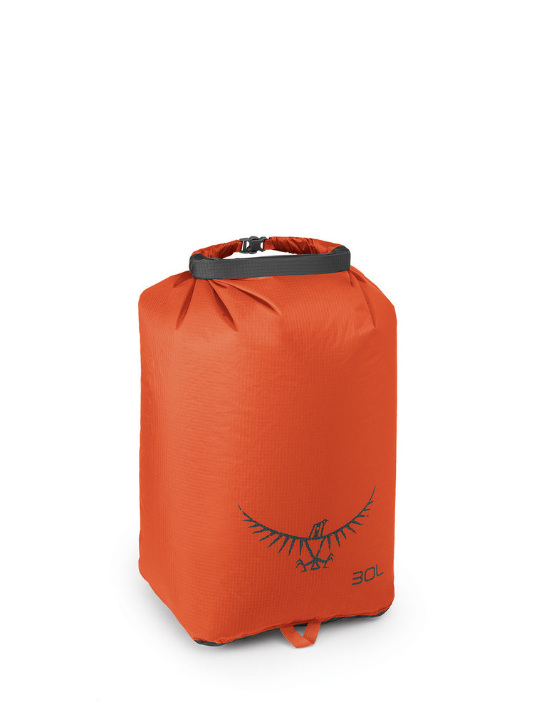 Saco Impermeable Osprey Ultralight - Poppy Orange 30L
