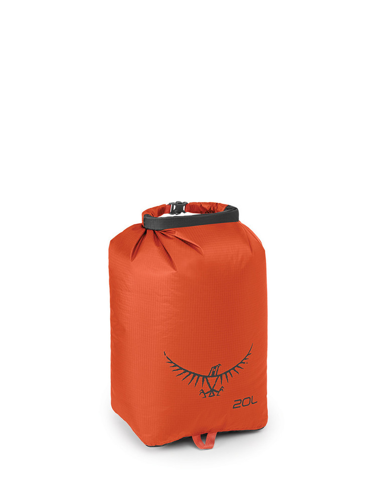 Saco Impermeable Osprey Ultralight - Poppy Orange 20L