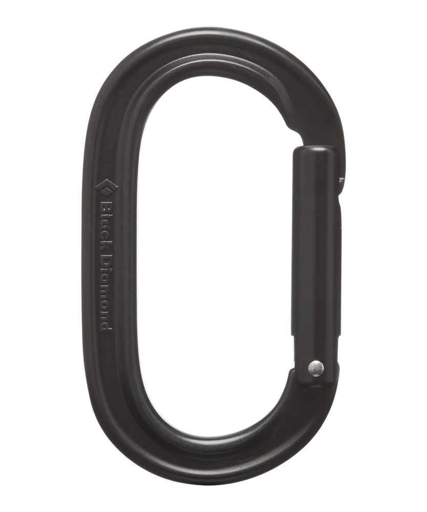 Oval Black front