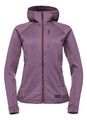 Sweater con gorro Black Diamond Factor Hoody - Mujeres (Plum)