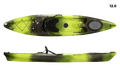 Kayak Perception Pescador 12 - Moss Camo