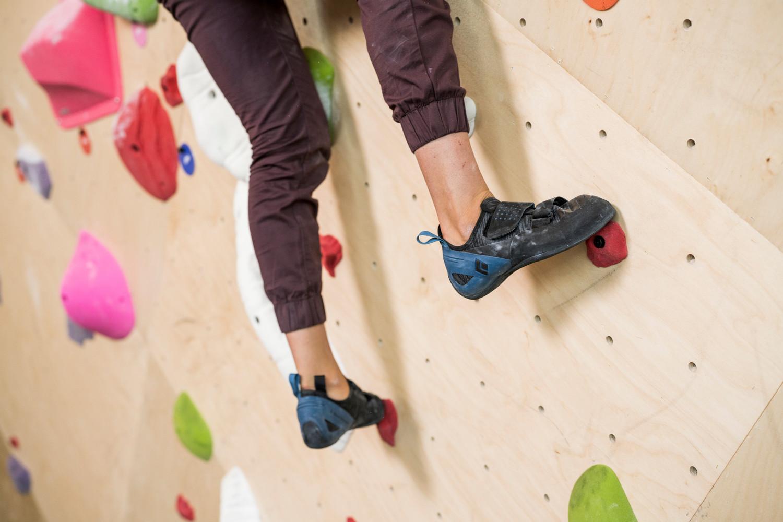 Lo que tenés que saber antes de comprar tus zapatos de escalada