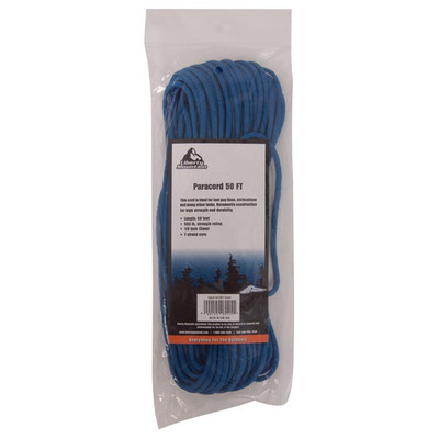 Cuerda Paracord 50 pies Liberty Mountain - Royal
